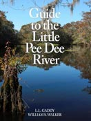 Guide to the little Pee Dee book cover image